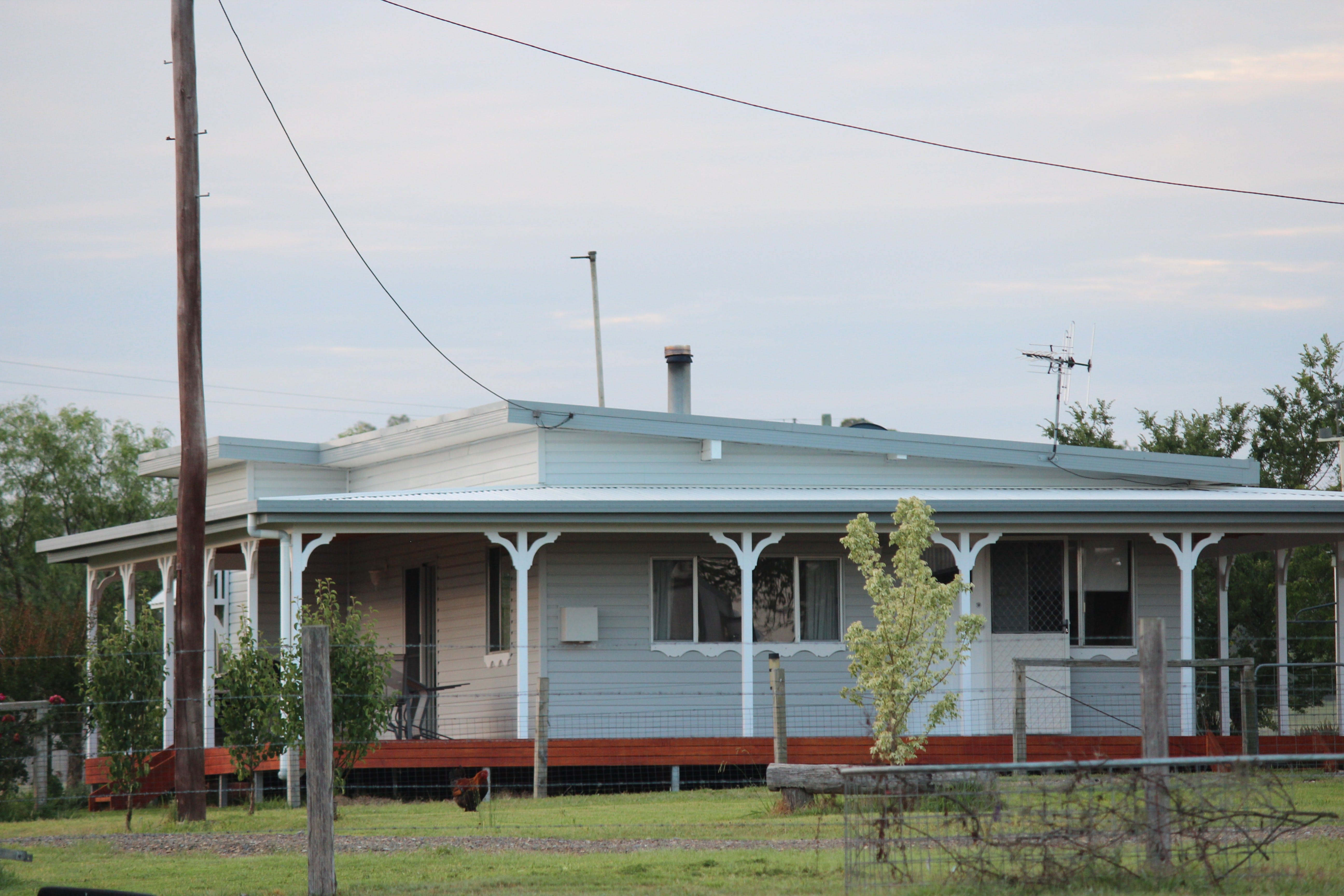 Linga Longa Farm Wingham - Bundaberg Accommodation