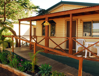 Wintersun Caravan  Tourist Park - Bundaberg Accommodation