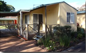 Bays Holiday Park - Bundaberg Accommodation