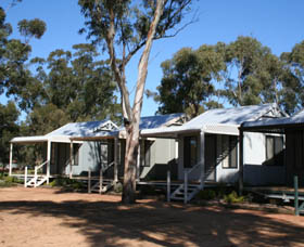 Moora Caravan and Chalet Park - Bundaberg Accommodation
