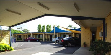 Almare Tourist Motel - Bundaberg Accommodation