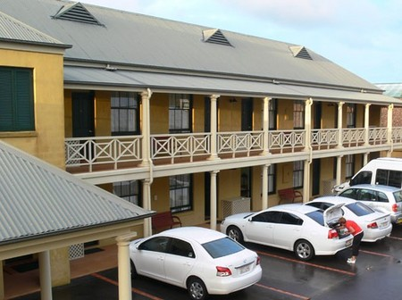 Ballina Heritage Inn - Bundaberg Accommodation
