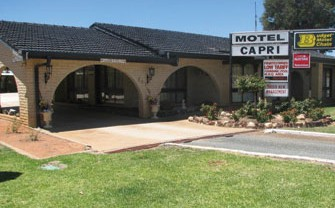 Balranald Capri Motel - Bundaberg Accommodation