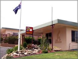 Gold Panner Motor Inn - Bundaberg Accommodation