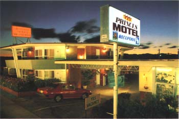 Princes Motel - Bundaberg Accommodation