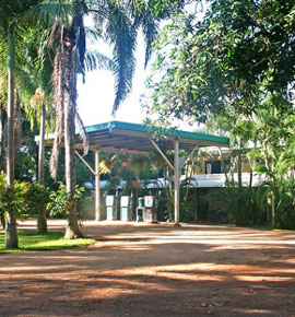 Endeavour Falls Tourist Park - Bundaberg Accommodation