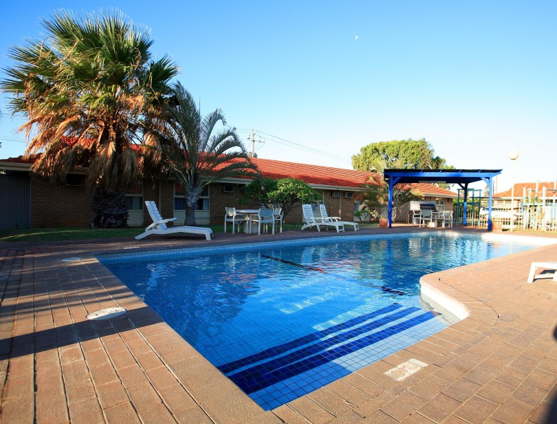 Best Western Hospitality Inn Carnarvon - Bundaberg Accommodation