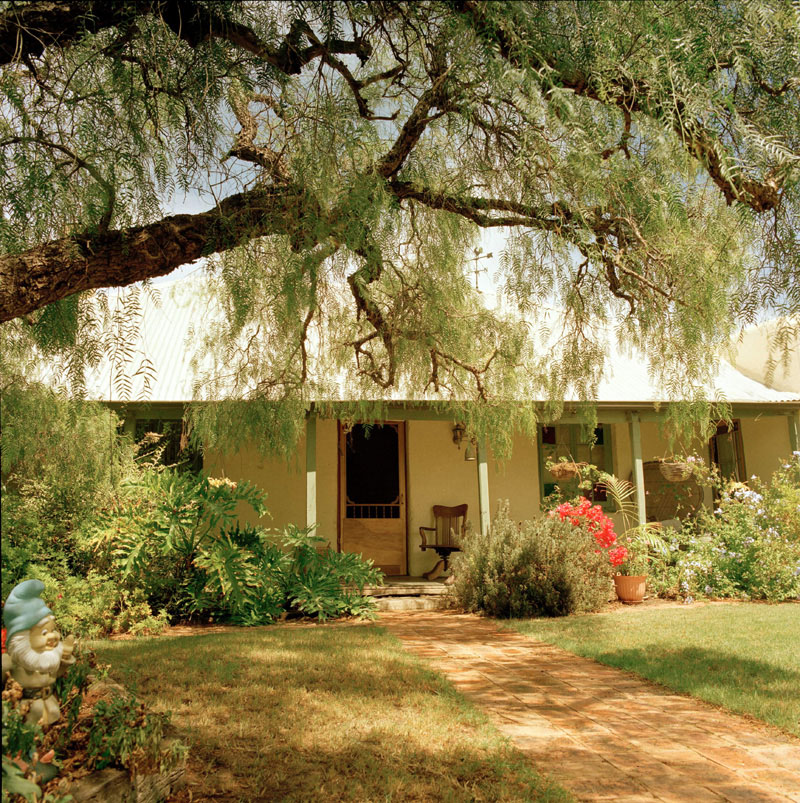 Rock of Ages Cottage Bed and Breakfast - Bundaberg Accommodation