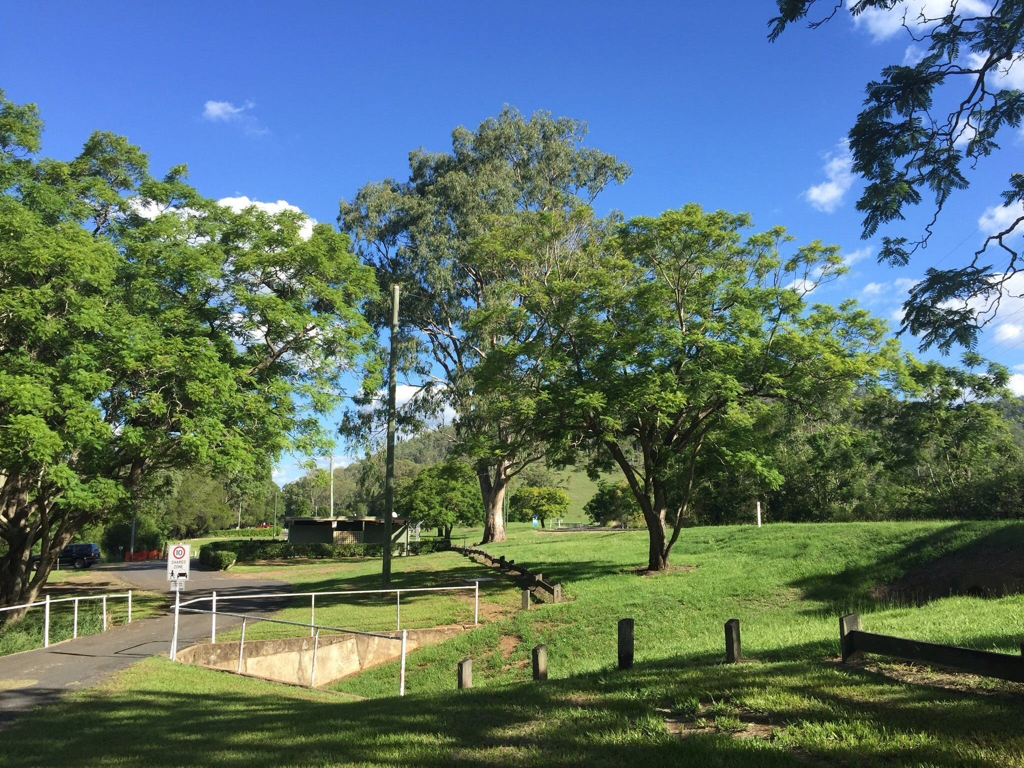 Somerset Park Campground - Bundaberg Accommodation