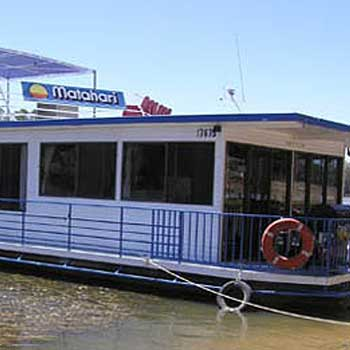 Matahari Houseboats - Bundaberg Accommodation