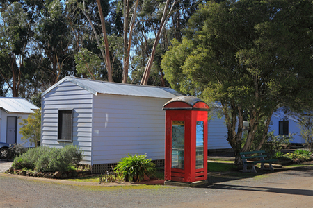 Shady Acres Caravan Park Ballarat - Bundaberg Accommodation