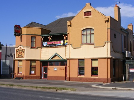 Cross Keys Hotel - Bundaberg Accommodation