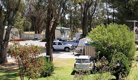 Yorketown Caravan Park - Bundaberg Accommodation