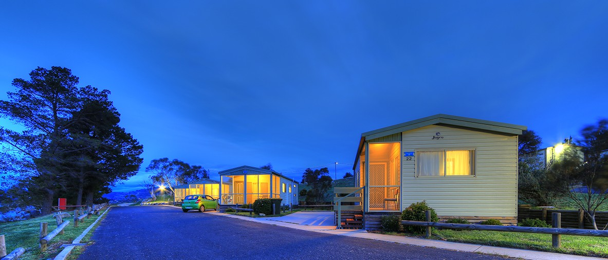 Jindabyne Holiday Park - Bundaberg Accommodation