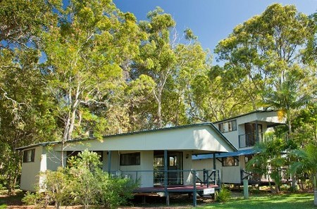 Wooli River Lodges - Bundaberg Accommodation