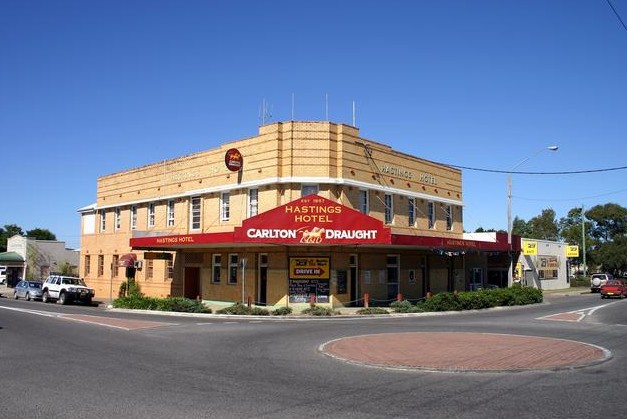 Hastings Hotel - Bundaberg Accommodation