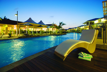Oaks Pacific Blue Resort - Bundaberg Accommodation