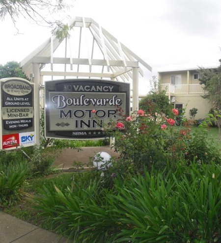 Boulevarde Motor Inn - Bundaberg Accommodation