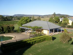 Tranquil Vale Vineyard - Bundaberg Accommodation