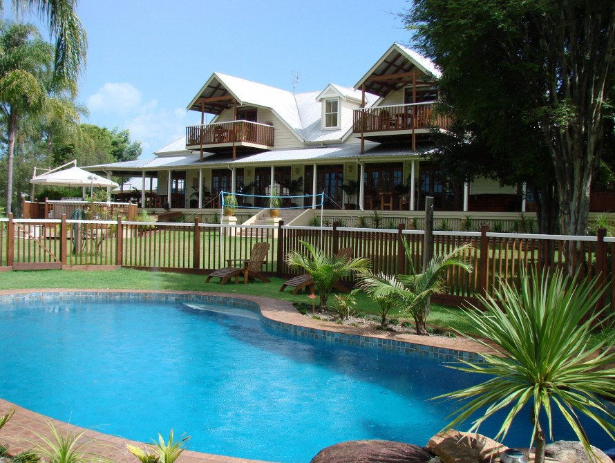 Clarence River Bed  Breakfast - Bundaberg Accommodation