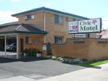 Civic Motel Grafton - Bundaberg Accommodation