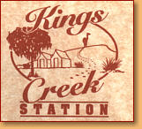 Kings Creek Station - Bundaberg Accommodation