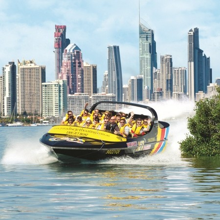 Paradise Jetboating - Bundaberg Accommodation