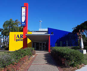 Logan Art Gallery - Bundaberg Accommodation