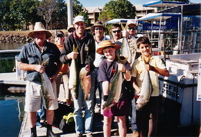 Sea Master Fishing Charters - Bundaberg Accommodation