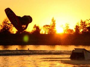 Bonney's WA Water Ski Park - Bundaberg Accommodation