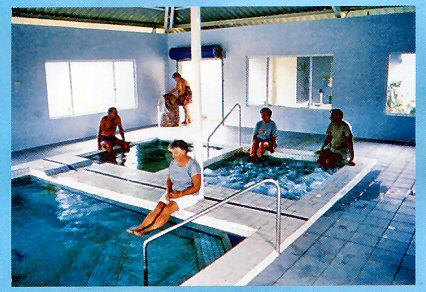 Innot Hot Springs Leisure  Health Park - Bundaberg Accommodation
