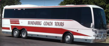 Bundaberg Coaches - Bundaberg Accommodation