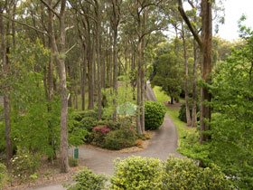 Mount Lofty Botanic Garden - Bundaberg Accommodation