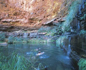 Dales Gorge and Circular Pool - Bundaberg Accommodation