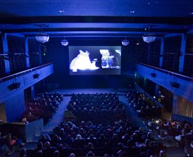 Arc Cinema at the National Film and Sound Archive