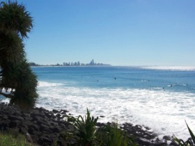 Burleigh Head National Park - Bundaberg Accommodation