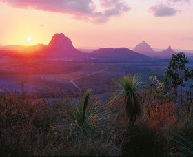 Glass House Mountains National Park - Bundaberg Accommodation