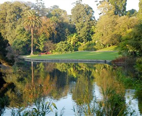 Royal Botanic Gardens Melbourne - Bundaberg Accommodation