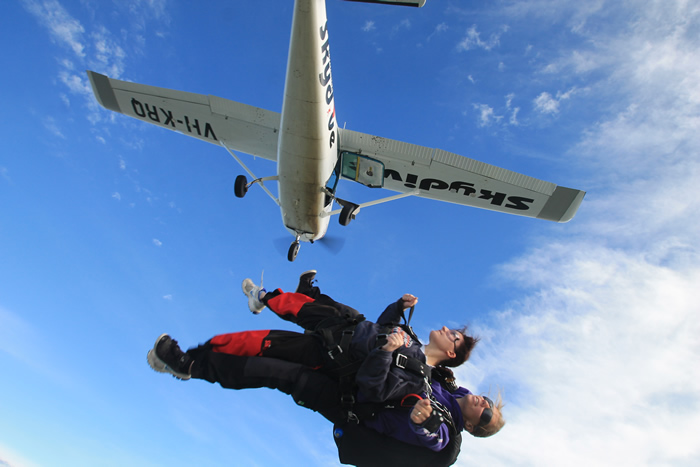 Australian Skydive - Bundaberg Accommodation