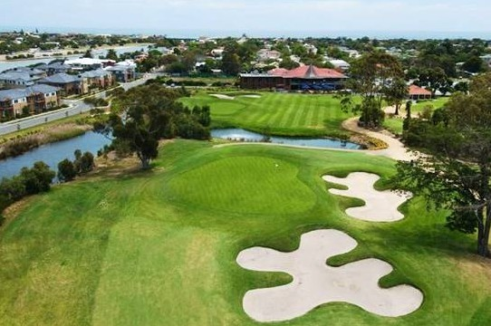 Patterson River Golf Club - Bundaberg Accommodation