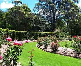 Wollongong Botanic Garden - Bundaberg Accommodation