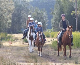 Horse Riding at Oaks Ranch and Country Club