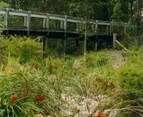 Eurobodalla Botanic Gardens - Bundaberg Accommodation