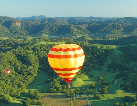 Byron Bay Ballooning - Bundaberg Accommodation