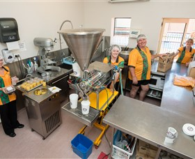 Mammino Gourmet Ice Cream - Bundaberg Accommodation
