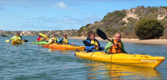 Canoe the Coorong - Bundaberg Accommodation