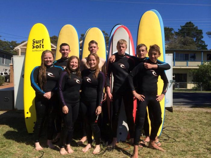 Broulee Surf School - Bundaberg Accommodation
