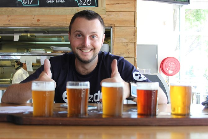Capital 3in3 - 3 Craft Beer Hotspots in 3 Hours - Bundaberg Accommodation