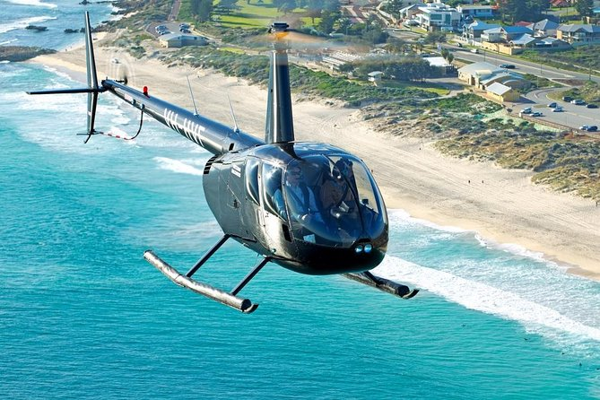 Perth Beaches Helicopter Tour from Hillarys Boat Harbour - Bundaberg Accommodation