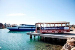 Perth Lunch Cruise including Fremantle Sightseeing Tram Tour - Bundaberg Accommodation